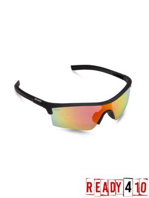 Virtue V-Ballistic Sunglasses - Black Fire