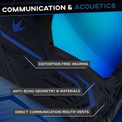 CMD Goggle - Spotlight - Communication